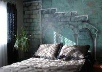dekoracje sypialni